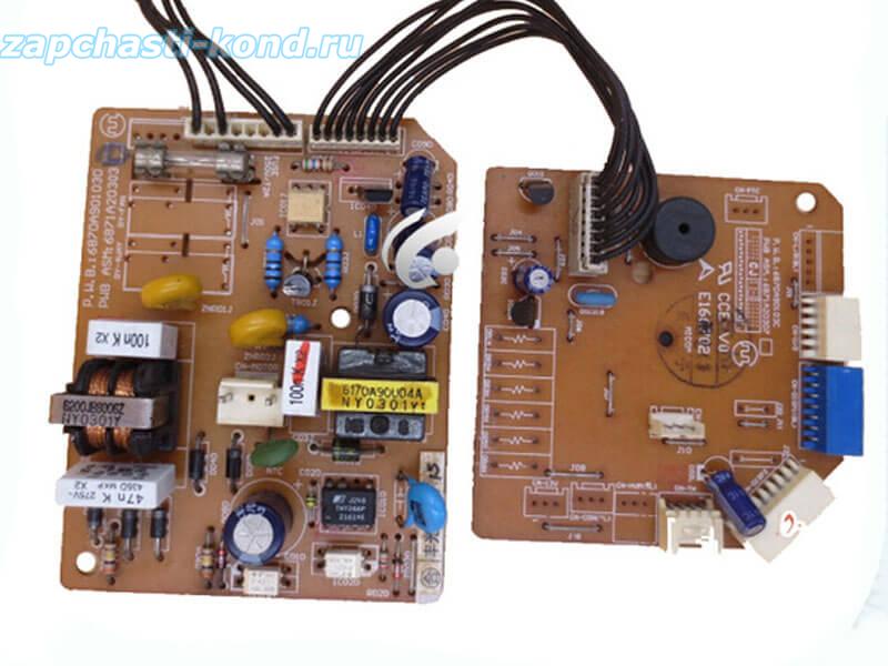 Модуль управления кондиционером 6870A90103D, 6870A90103В