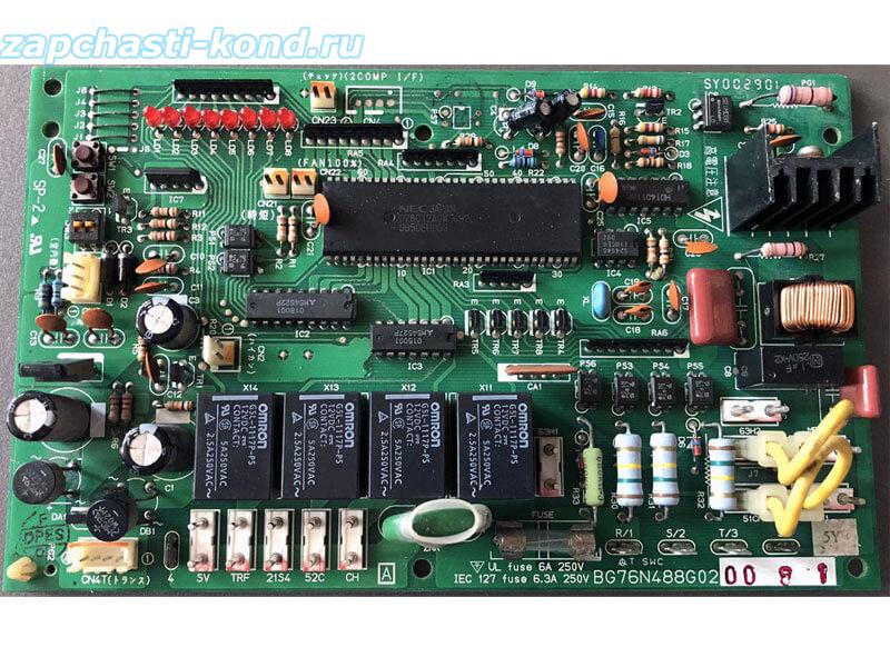 Модуль управления кондиционером BG76N488G02