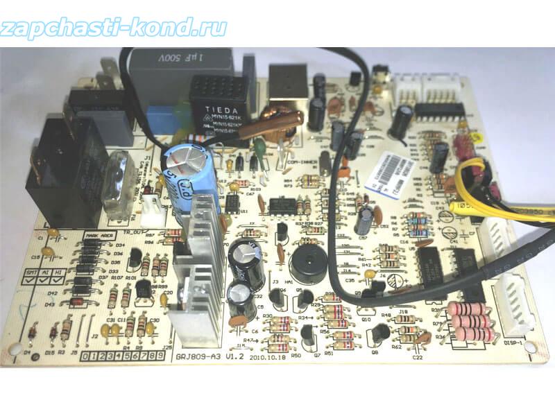 Плата управления кондиционером GRJ809-A3 V1.2