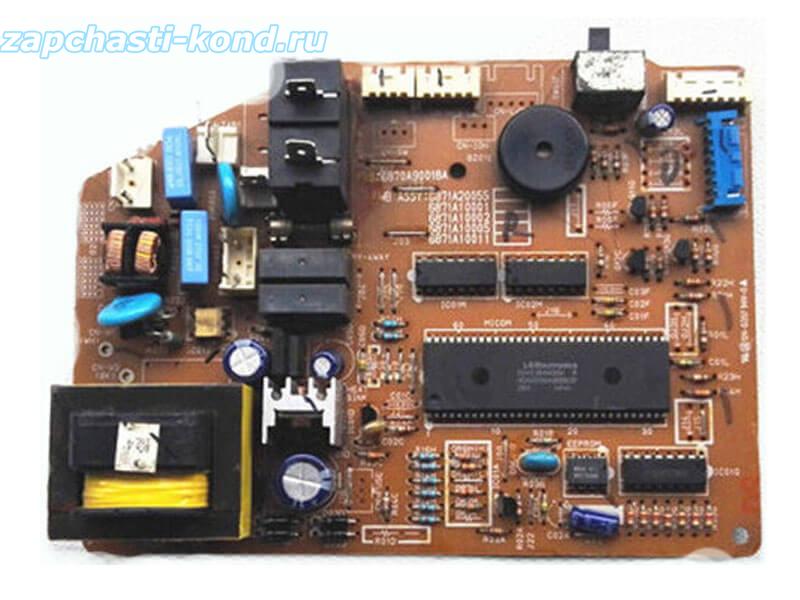 Модуль управления кондиционером LG G-6870A90018