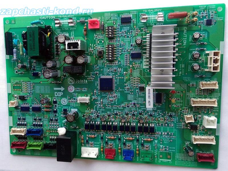 Модуль управления кондиционером N9V61007 H07Y