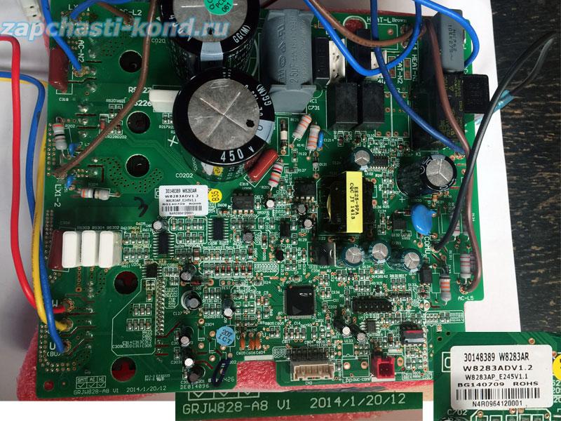 Модуль управления кондиционером GRJW828-A8