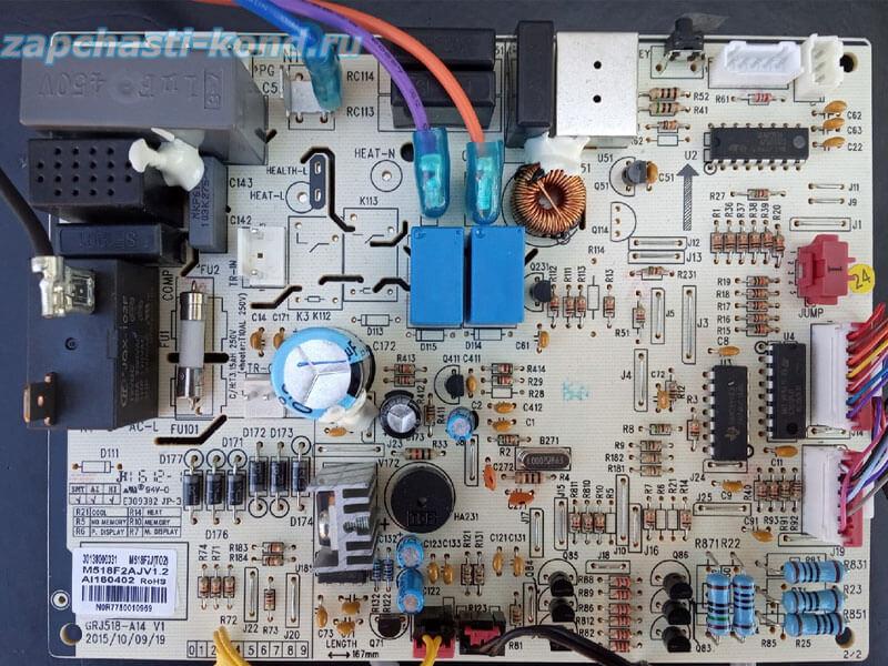 Модуль управления кондиционером GRJ518-A14