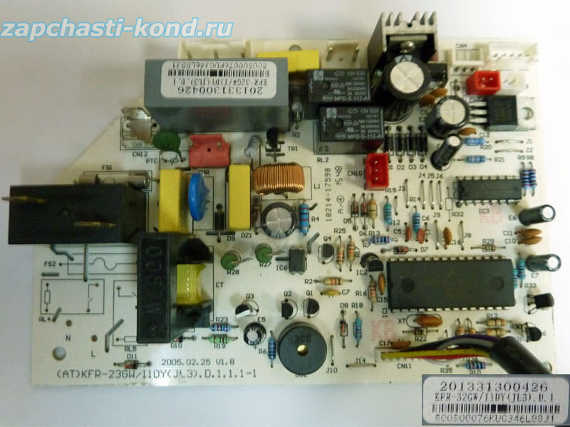 Модуль управления кондиционером (AT)KFR-23GW/I1DY(JL3).D.1.1.1-1