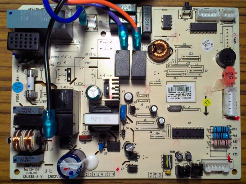 Модуль управления кондиционером GRJ535-A V1