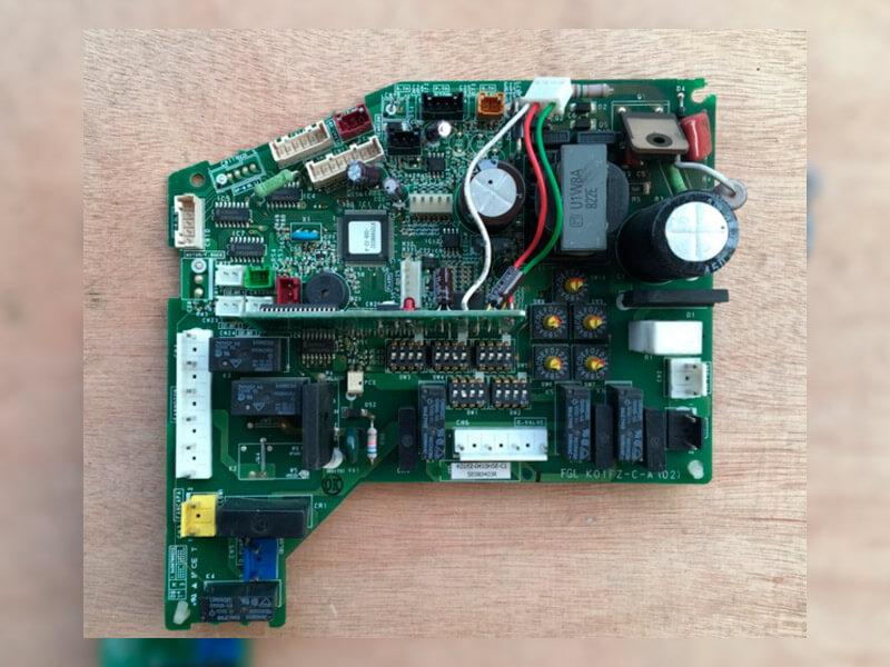 Модуль управления кондиционером K01FZ-0410HSE-C