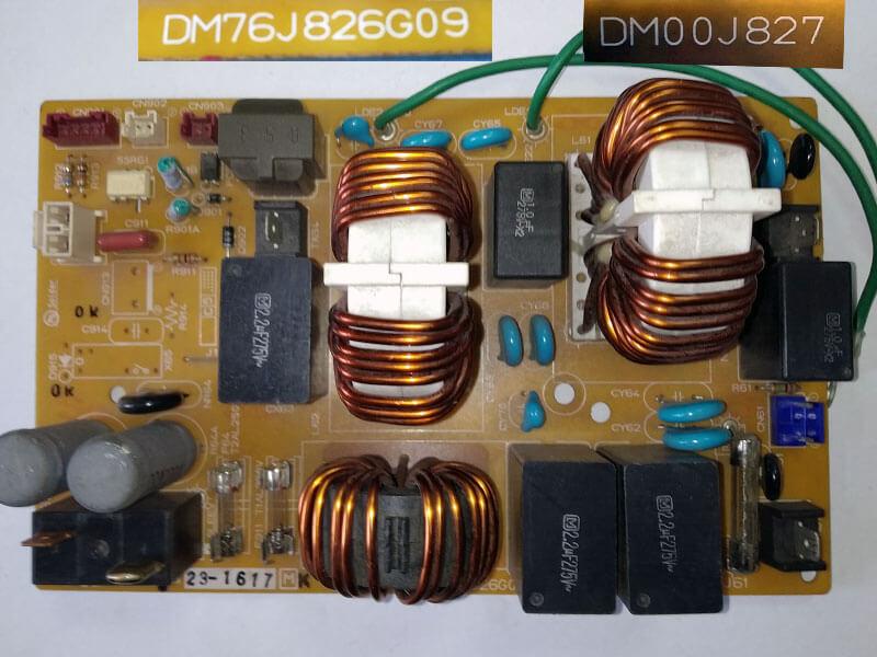 Модуль управления кондиционером DM76J826G09, DM00J827