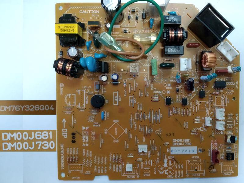 Модуль управления кондиционером DM76Y326G04