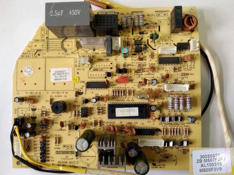 Модуль управления кондиционером GRJ508-A