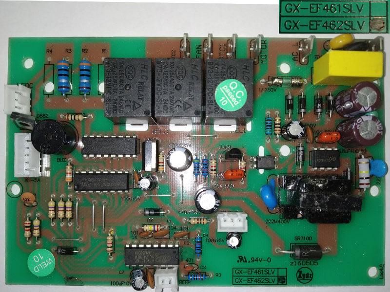 Модуль управления кондиционером GX-EF461SLV GX-EF462SLV