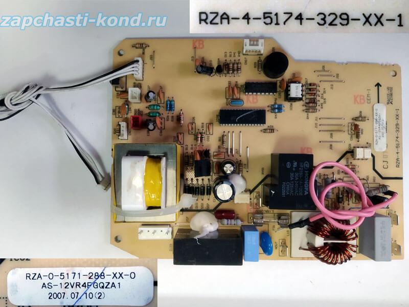 Модуль управления кондиционером RZA-4-5174-329-XX-1