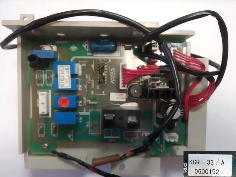 Модуль управления кондиционером KCR-33/A 001A0600152