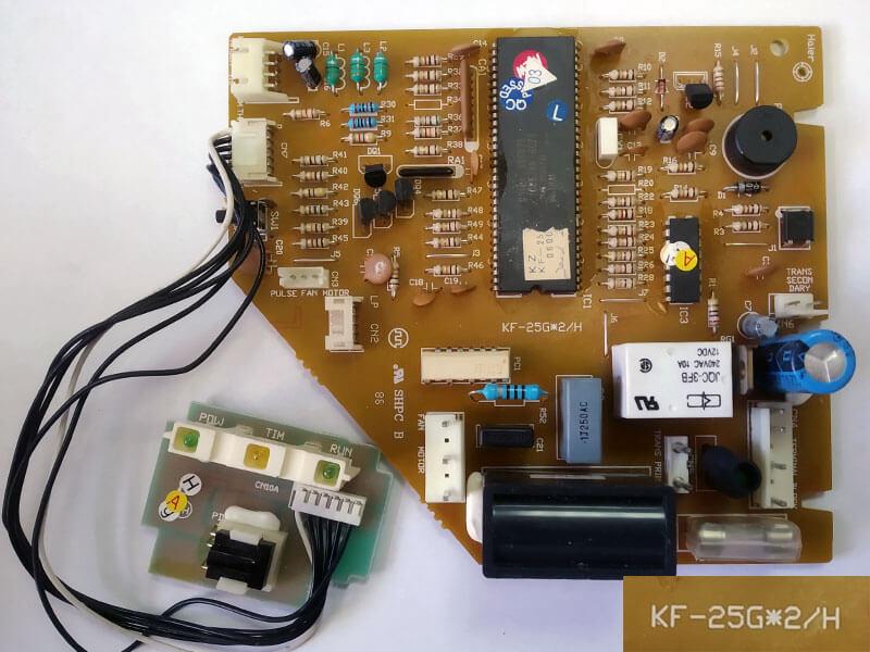 Плата управления кондиционером KF-25G*2/H