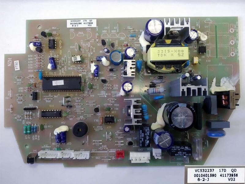 Плата управления кондиционером VC532237